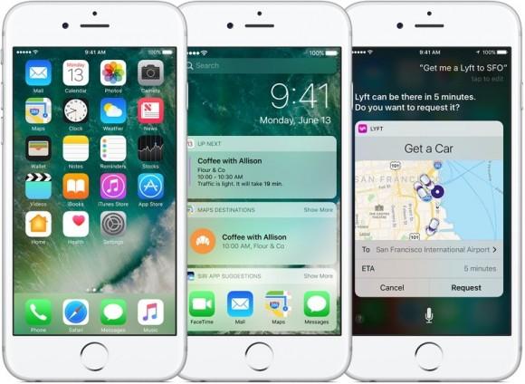 Apple выпустила первую бета-версию iOS 10.1