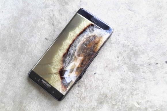 Росстандарт разобрался с Samsung Galaxy Note 7