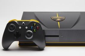 Xbox One S превратили в Lamborghini