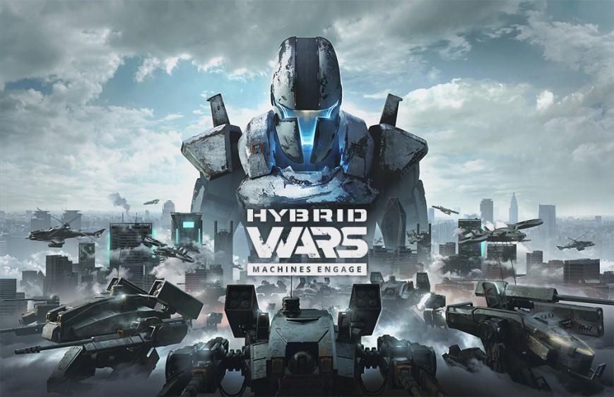 Стартовали продажи экшен-шутера Hybrid Wars лаборатории Wargaming