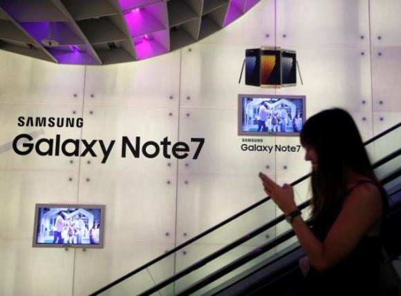 Samsung обменяла более миллиона Galaxy Note 7