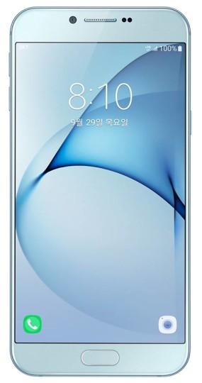 Смартфон Samsung Galaxy A8 (2016) представлен официально