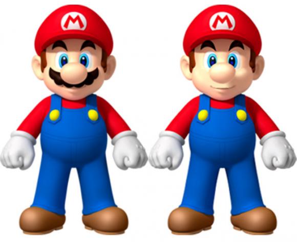 Марио оказалось всего около 25 лет