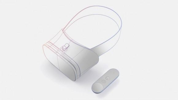 Шлем виртуальной реальности Google Daydream VR дебютирует по $79