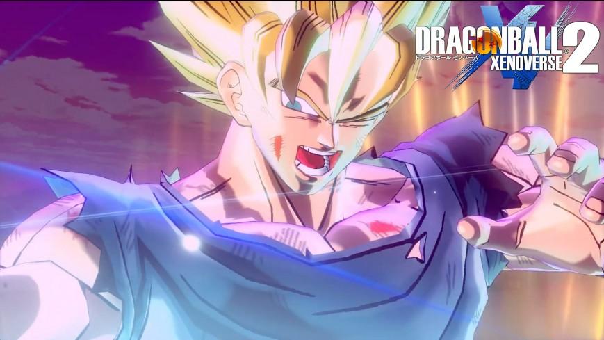 Названы системные требования Dragon Ball Xenoverse 2
