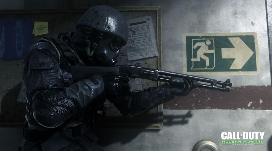 Ремастер Call of Duty: Modern Warfare сравнили с оригиналом