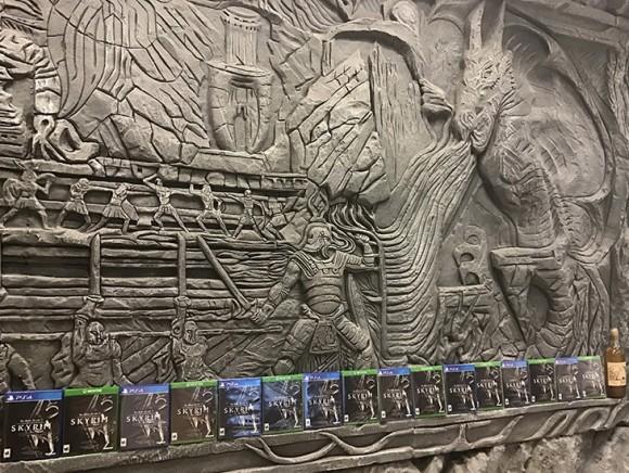 Переиздание Skyrim Special Edition ушло на золото