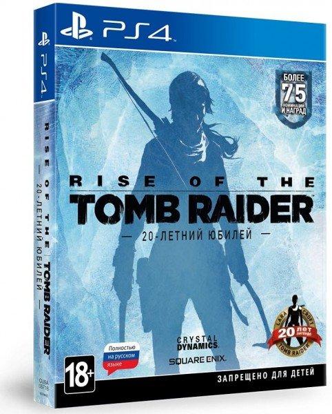 Российский выход Rise of the Tomb Raider для PlayStation 4 задерживается