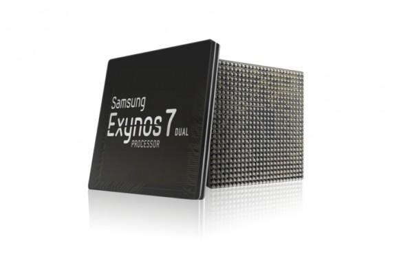 Samsung начала производство первого 14-нм процессора для смарт-часов