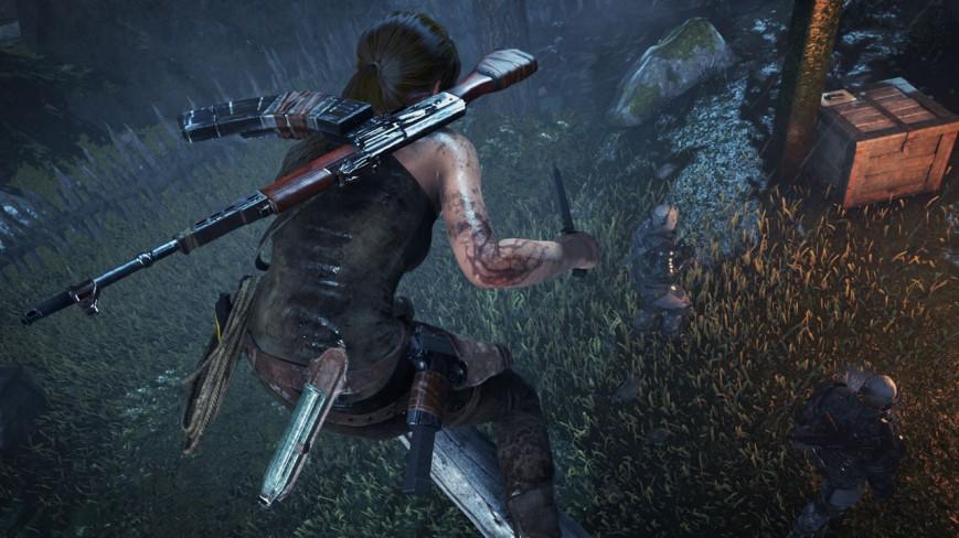 Состоялся релиз Rise of the Tomb Raider для PlayStation 4