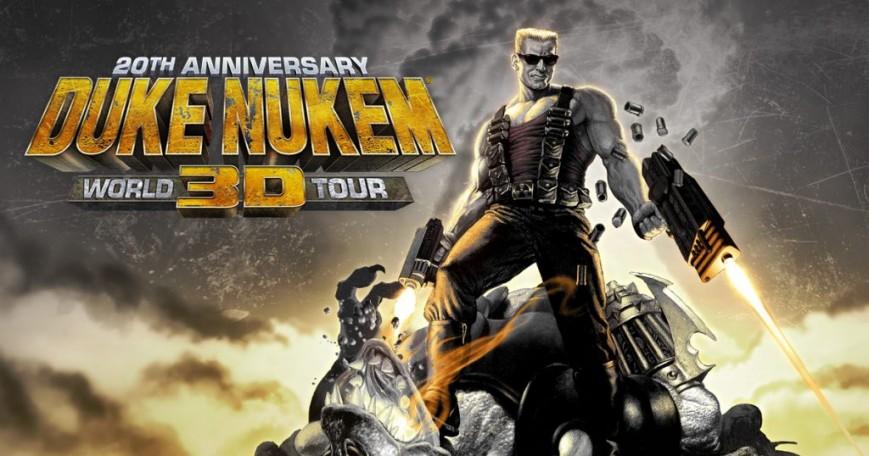 Переиздание Duke Nukem 3D вышло на PlayStation 4, Xbox One и PC