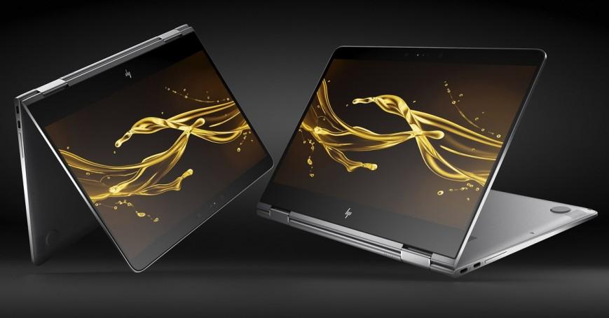 Ноутбук-перевертыш HP Spectre x360 стал быстрее, тоньше и легче