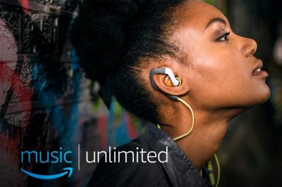 Amazon запустила стриминговый музыкальный сервис