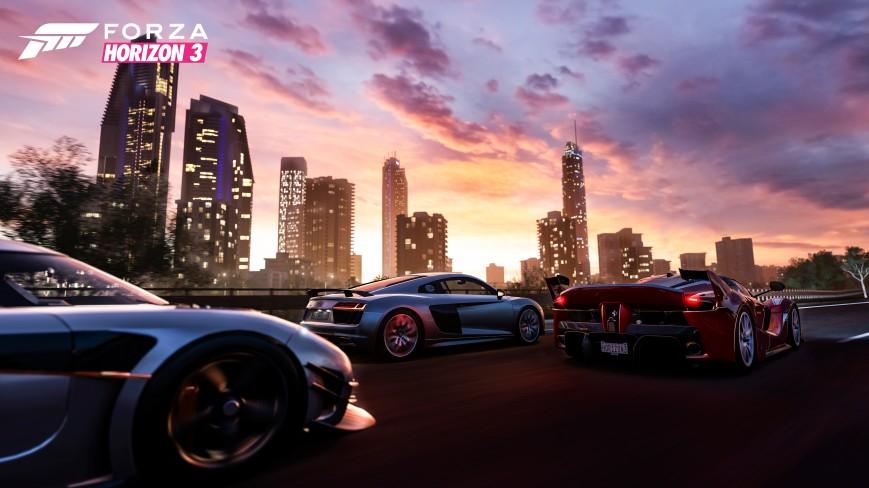 Forza Horizon 3 становится все более популярной
