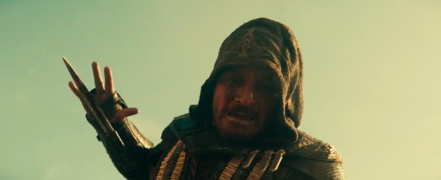 Появилось второе видео фильма Assassin's Creed