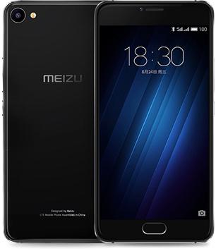 Стеклянный Meizu U20 поступает в продажу в России