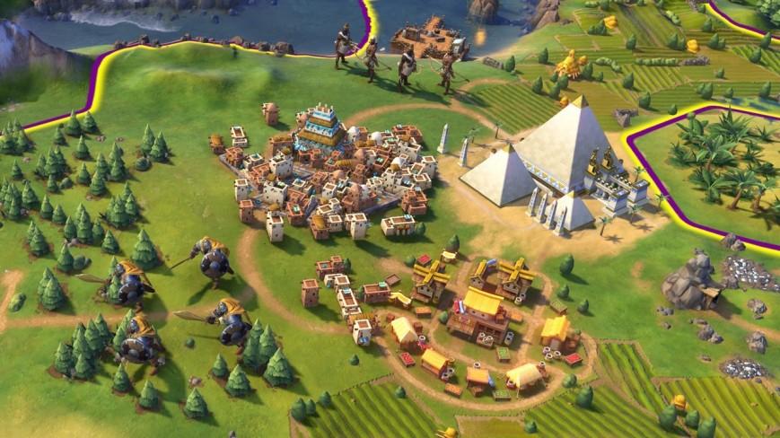 Sid Meier's Civilization VI получает высокие оценки