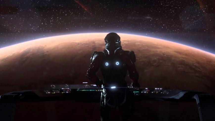 Появилась информация о графических режимах Mass Effect: Andromeda для PS4 Pro