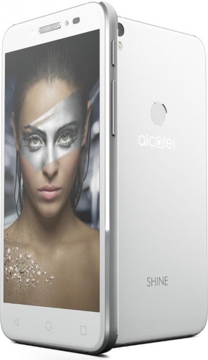Смартфон Alcatel Shine Lite выходит в России