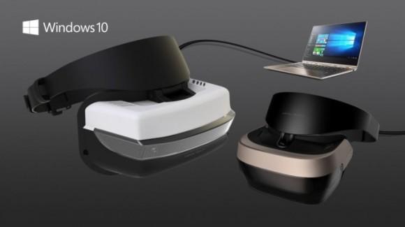 Microsoft пообещала шлемы Windows VR за  $300