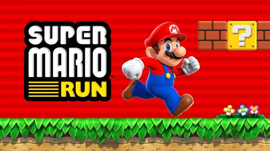 В Nintendo верят, что Super Mario Run ждет оглушительный успех