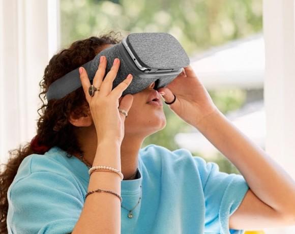 Шлем виртуальной реальности DayDream View появится в магазинах 10 ноября