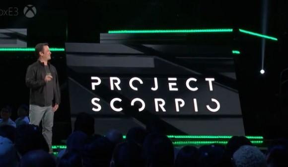 У Xbox Scorpio будет обратная совместимость с Xbox 360