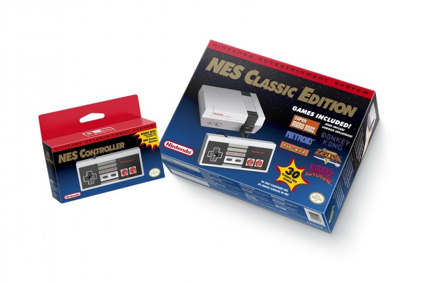 NES Classic Edition оказалась мощнее и Nintendo 3DS и Nintendo Wii