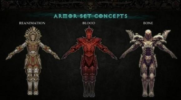 Некромант вернется в Diablo III в следующем году