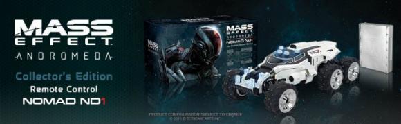 Представлен новый трейлер Mass Effect: Andromeda