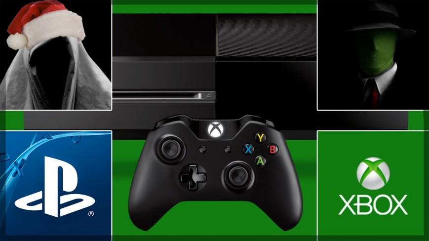 Зловредные хакеры из Phantom Squad грозятся отключить PSN и Xbox Live