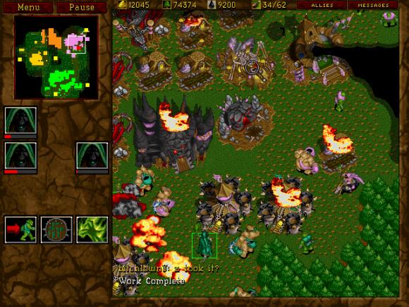 Blizzard не собирается выпускать ремастеры Warcraft