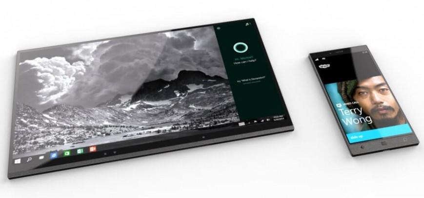 Смартфон Dell Stack может стать планшетом, ноутбуком и ПК