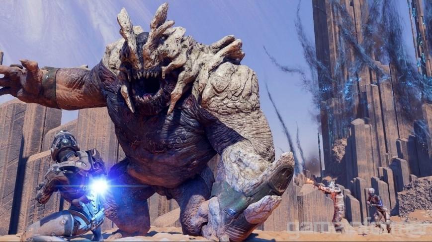 Новые скриншоты Mass Effect: Andromeda