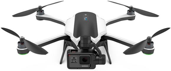 GoPro отозвала свой первый дрон Karma