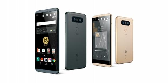 LG выпустит в Европе компактную версию V20 с защитой от воды