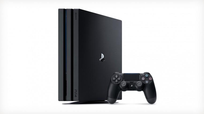 Стартовали продажи Sony PlayStation 4 Pro