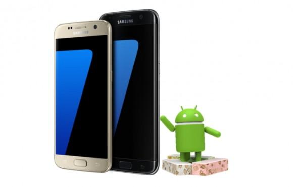 Samsung официально запустила программу бета-тестирования Android 7.0 Nougat