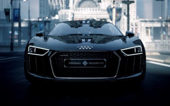 Audi R8 из Final Fantasy XV можно купить за 469 000 долларов, если повезёт