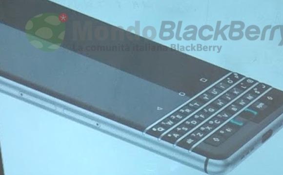 Глава BlackBerry подтвердил смартфон с аппаратной клавиатурой