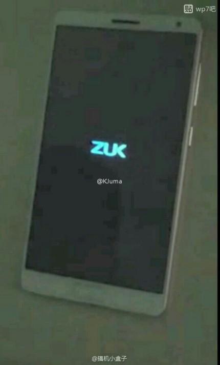 Флагманский ZUK Edge может оказаться плоским