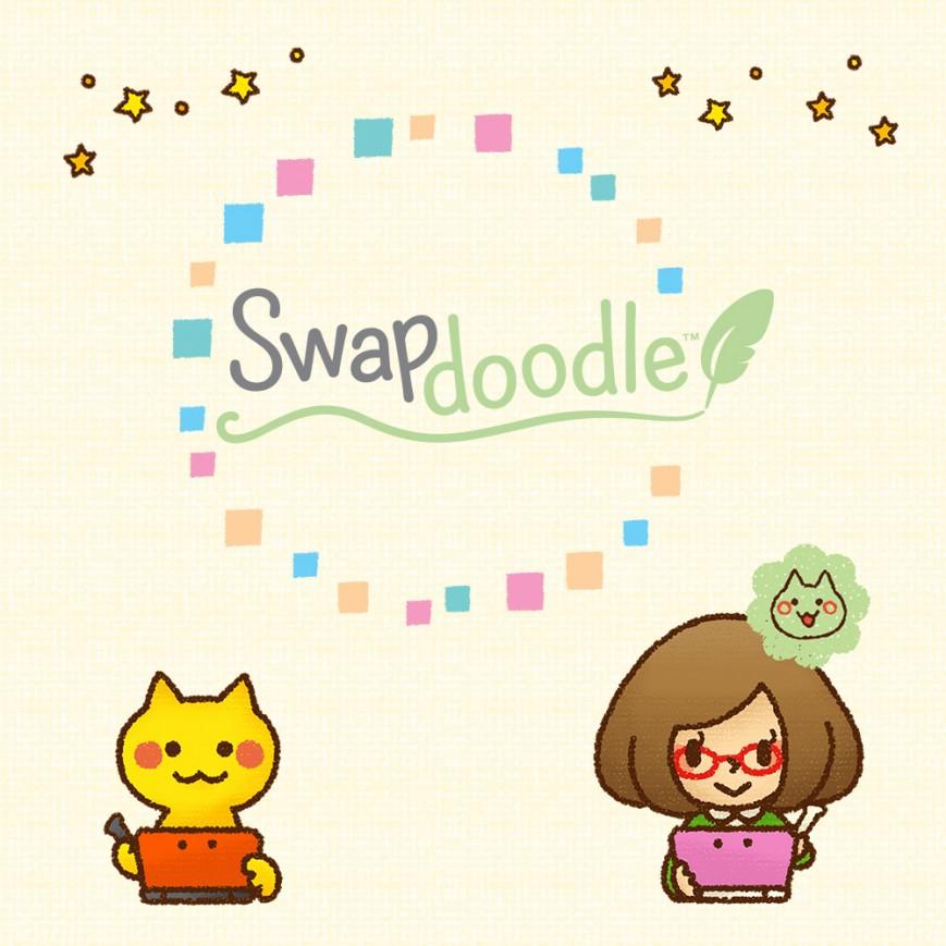 Nintendo выпустила приложение Swapdoodle для рисования