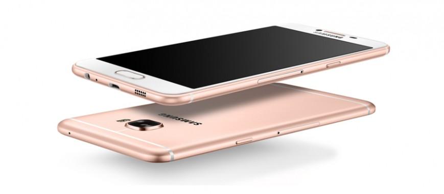 Samsung Galaxy C5 Pro и Galaxy C7 Pro дебютируют в декабре