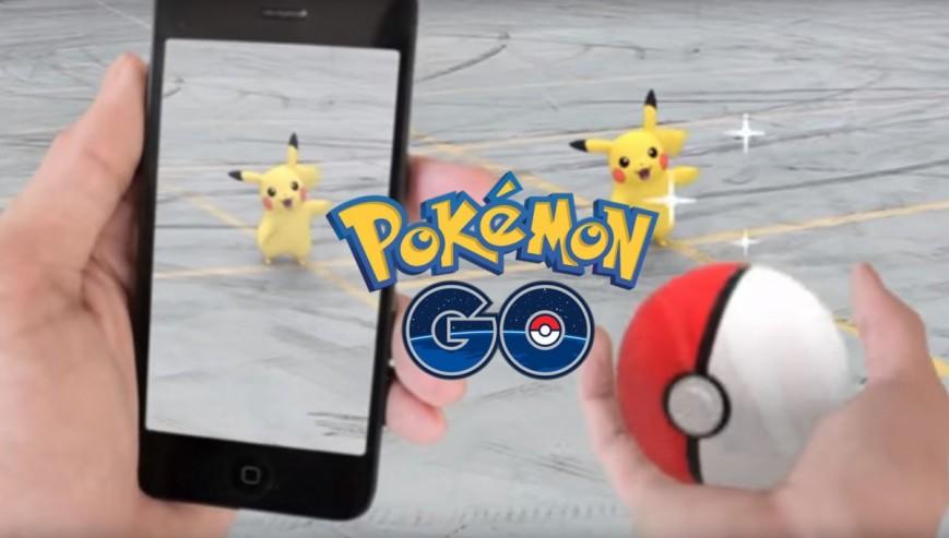 Pokemon Go запустили в странах Среднего Востока