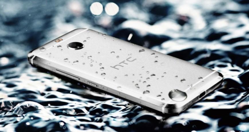 Защищенный от воды HTC 10 evo представлен официально