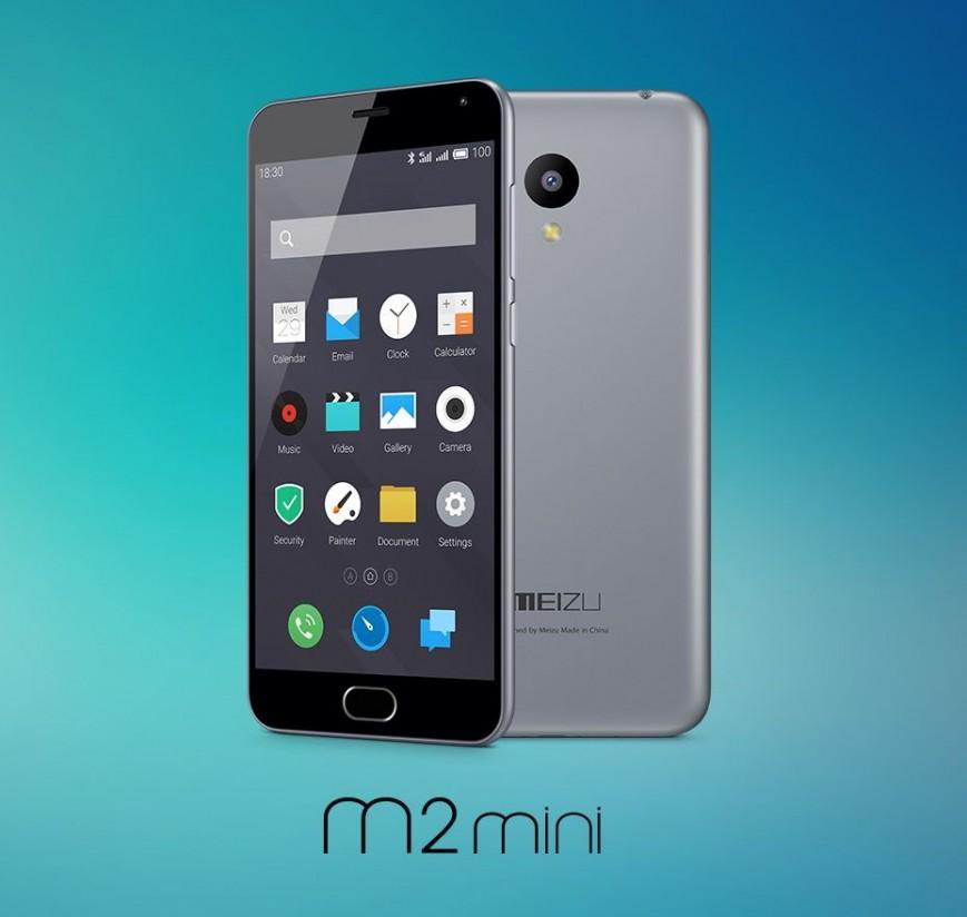 Смартфон Meizu M2 Mini вернулся в продажу дешевле 9 тысяч рублей