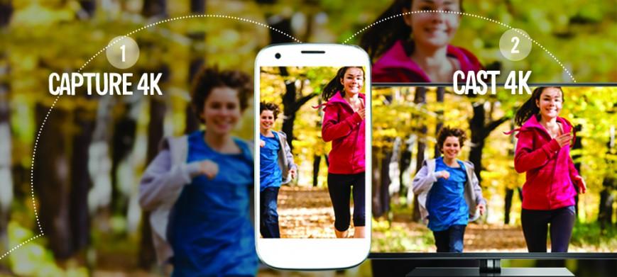 Технология MediaTek UltraCast позволит транслировать 4K-видео со смартфона без проводов