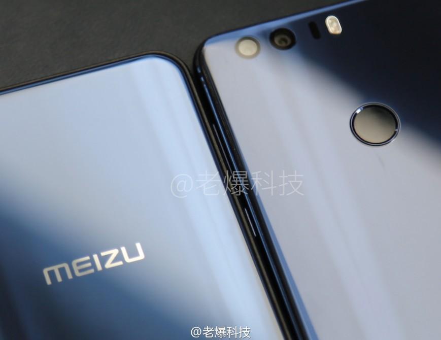 Смартфон Meizu X показался на фото
