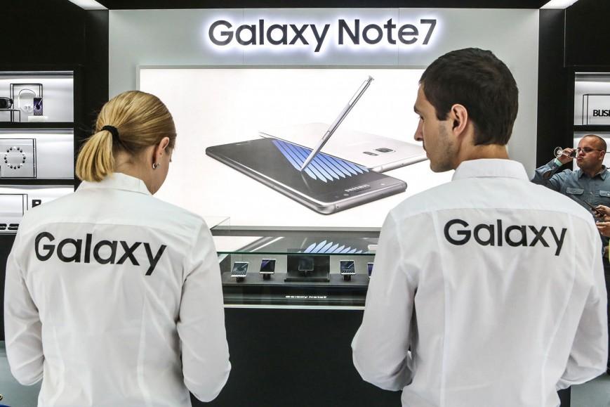 Доля Samsung на российском рынке сокращается