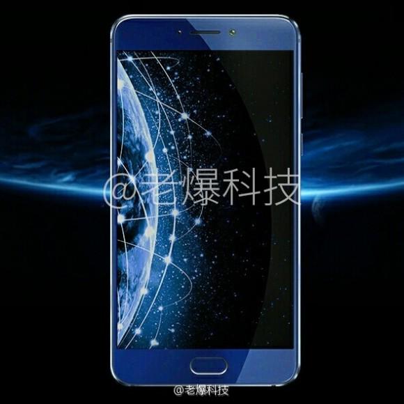 Смартфон Meizu X показался на качественном рендере